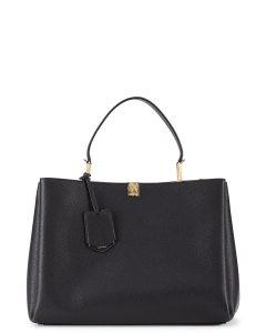 Balenciaga Black Le Dix Cartable Tote Bag