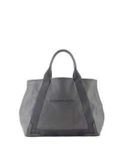 Balenciaga Gray Cabas Medium Tote Bag