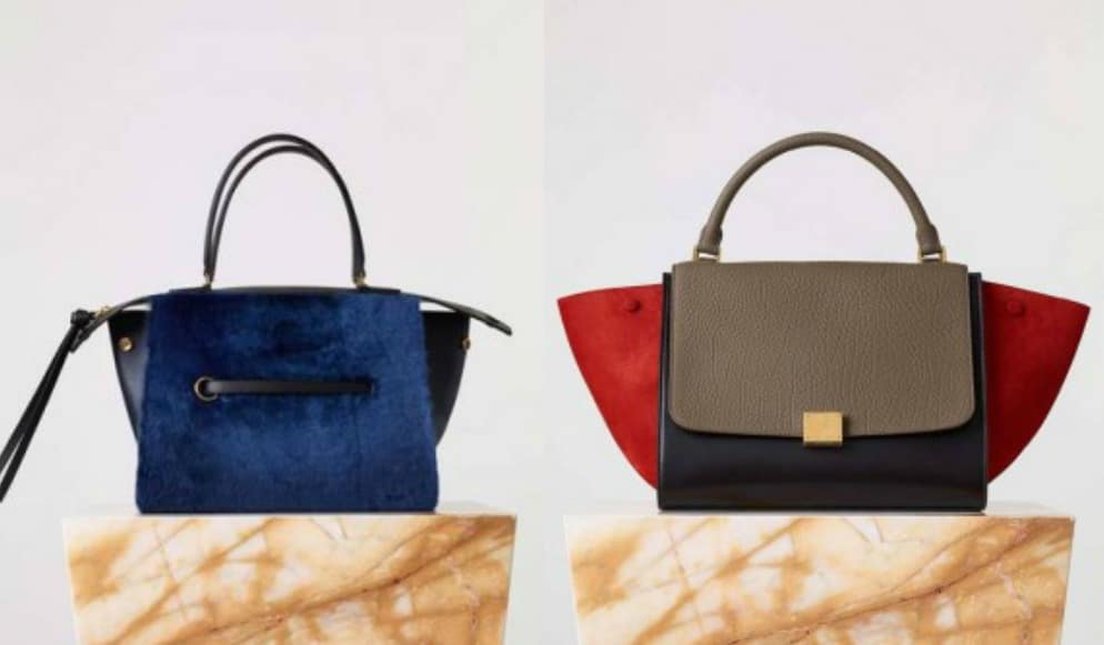 ba517c9db9 Celine Pre-Fall 2015 Bag Collection featuring new Sangle Hobo ...