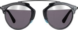 Dior Black So Real Sunglasses