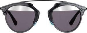 Dior Black So Real Sunglasses