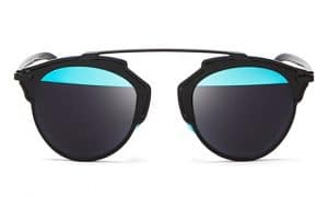 Dior Black/Blue So Real Sunglasses