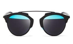 Dior Black/Blue So Real Sunglasses