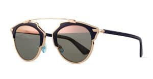 Dior Dark Blue So Real Sunglasses