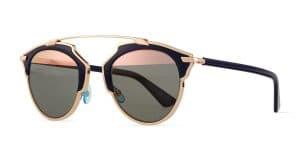 Dior Dark Blue So Real Sunglasses