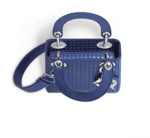 Dior Lady Dior Micro Bag 2