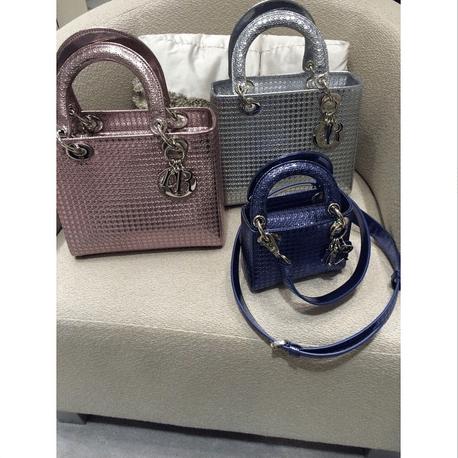 Сумки Lady Dior: фото результатов коллаборации модного