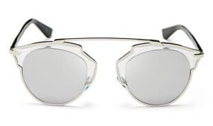 Dior Palladium/Silver So Real Sunglasses