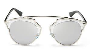 Dior Palladium/Silver So Real Sunglasses