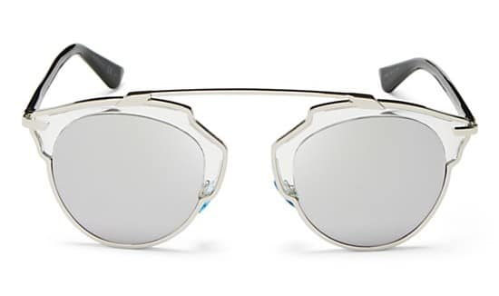 8e7685633e6 Christian Dior So Real Mirrored Replica Sunglasses