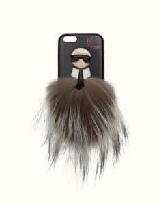 Fendi Black iPhone6 Karlito Cover