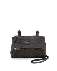 Givenchy Black Pandora Pepe Small Bag