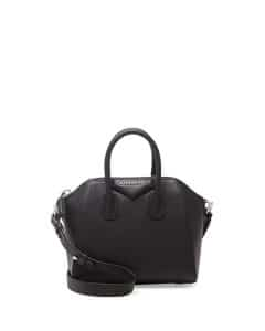 Givenchy Black Sugar Antigona Mini Bag