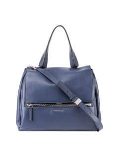 Givenchy Blue Pandora Pure Medium Bag