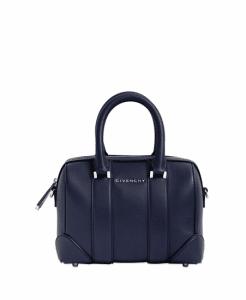 Givenchy Dark Blue Lucrezia Micro Bag