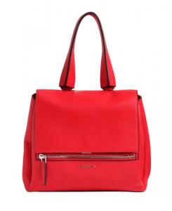 Givenchy Red Pandora Pure Small Bag