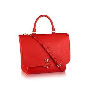 Louis Vuitton Coquelicot Volta Bag