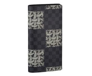 Louis Vuitton Damier Graphite Nemeth Brazza Wallet