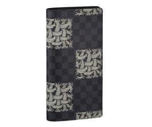 Louis Vuitton Damier Graphite Nemeth Brazza Wallet
