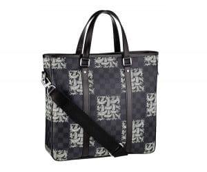 Louis Vuitton Damier Graphite Nemeth Tadao PM Bag