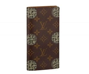 Louis Vuitton Monogram Nemeth Brazza Wallet