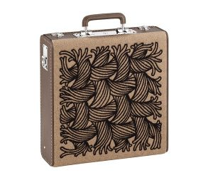 Louis Vuitton Rope Print Blanket Suitcase