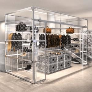 Louis Vuitton x Christopher Nemeth - Fall 2015 1