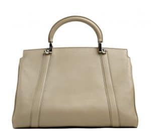 Moynat Beige Ballerine Bag