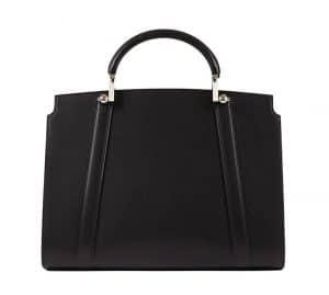 Moynat Black Ballerine Bag