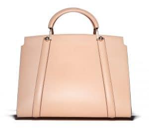 Moynat Pink Ballerine Bag