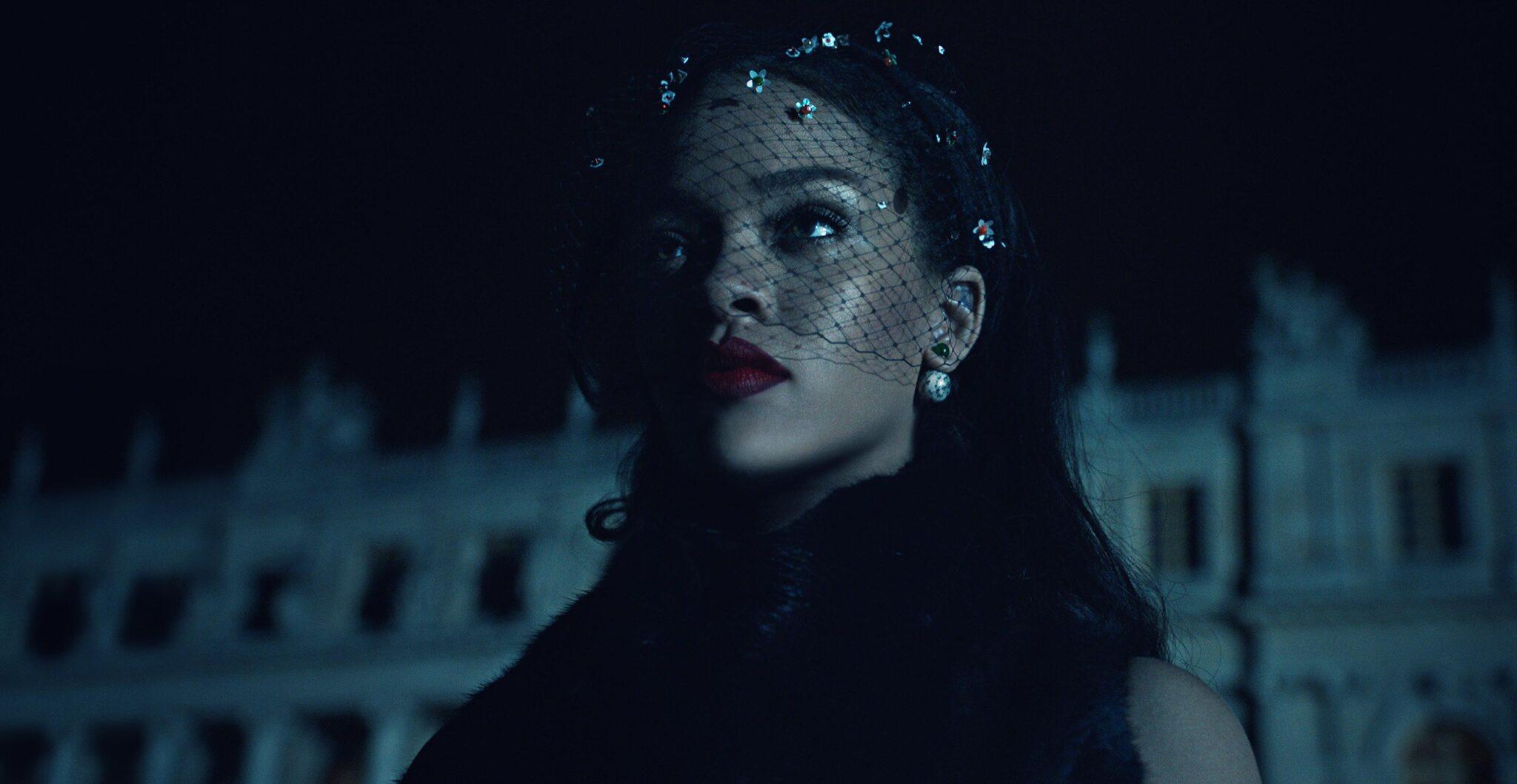 7e2a5350b811 Watch  Dior Secret Garden IV Video starring Rihanna