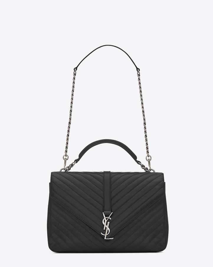 ysl handbag outlet - Classic Medium Coll��ge Monogram Saint Laurent Bag In Bordeaux ...