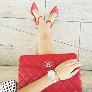 Wendy's Lookbook - Chanel Classic Flap Bag