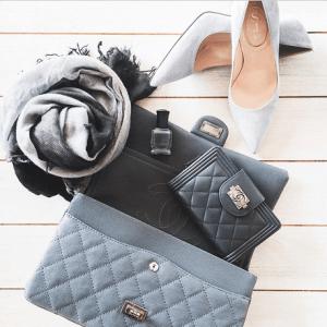 Wendy's Lookbook - Chanel Reissue Flap Bag
