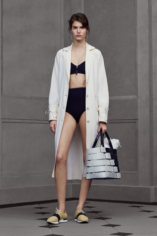 Balenciaga Resort 2016 Collection Featuring Peplum And