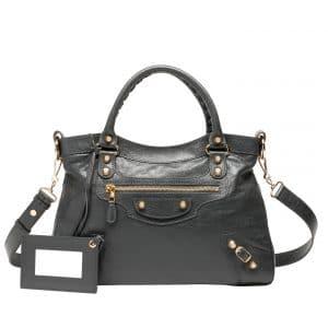 Balenciaga Gris Fossile Town Bag
