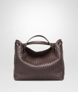 Bottega Veneta Ebano Bella Tote Bag
