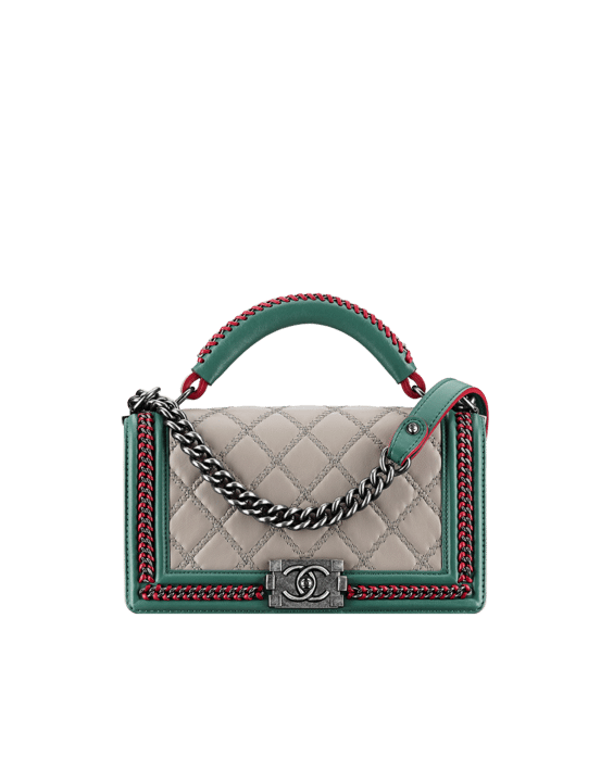 af847289328 Chanel Pre-Fall 2015 Bag Collection Featuring Embroidered Bags ...