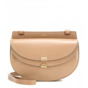 Chloe Beige Georgia Mini Bag