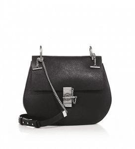 Chloe Black Drew Medium Bag