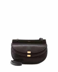 Chloe Black Georgia Mini Bag