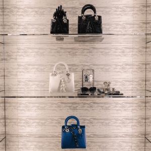 Dior Special Edition Lady Dior Bags