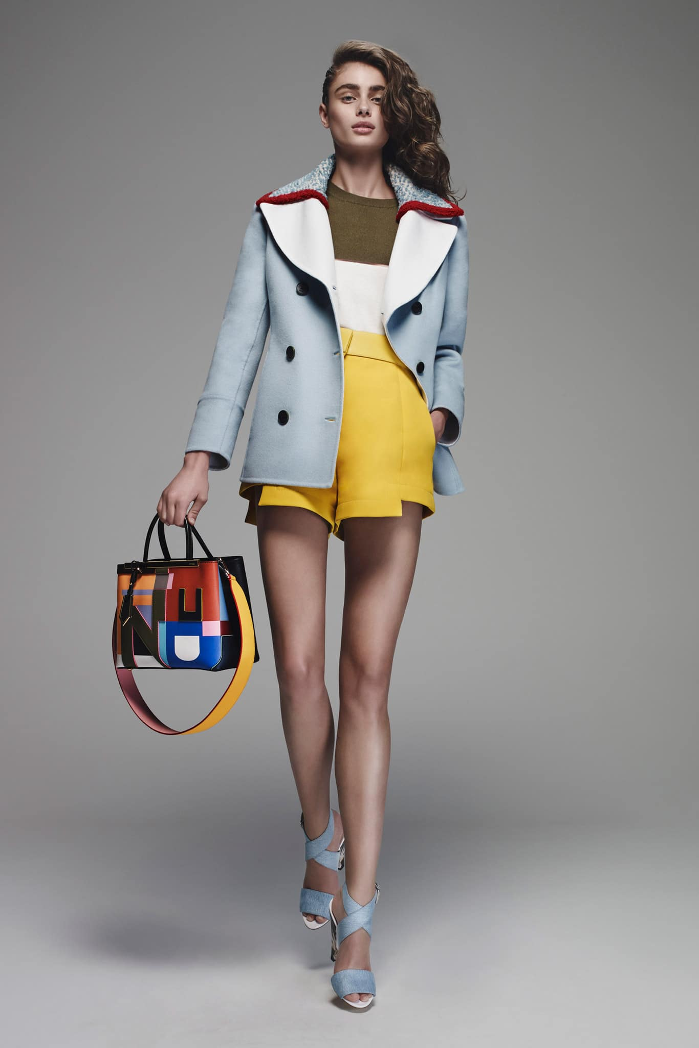 fendi resort 2016 bag collection featuring micro backpack