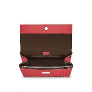 Louis Vuitton Epi Cluny MM Bag 2