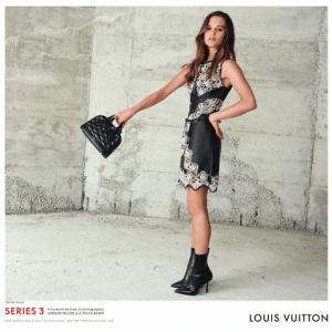 Louis Vuitton Fall/Winter 2015 Ad Campaign 3