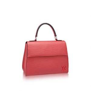 Louis Vuitton Grenade Epi Cluny BB Bag
