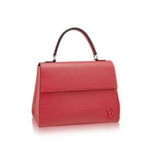 Louis Vuitton Grenade Epi Cluny MM Bag