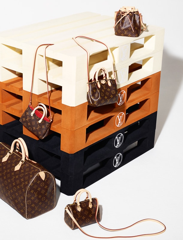 d2c7946aa0ae Louis Vuitton To Launch The Nano Bag Collection in July 2015 ...