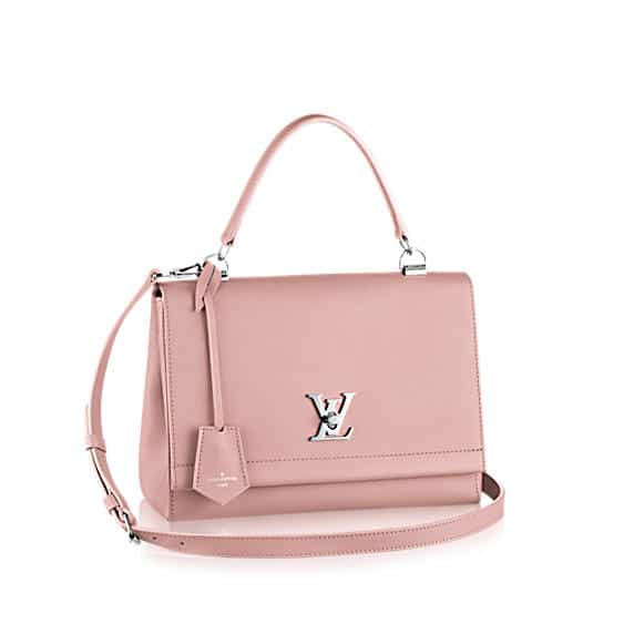 e1cd4b0c1795 Louis Vuitton Baby Pink Monogram Vernis Houston Bag Yoogi S Closet ...