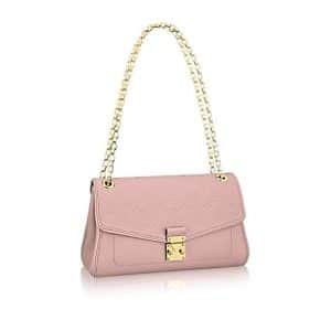 Louis Vuitton Rose Ballerine St Germain PM Bag